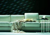 Sofá 4 plazas de diseño