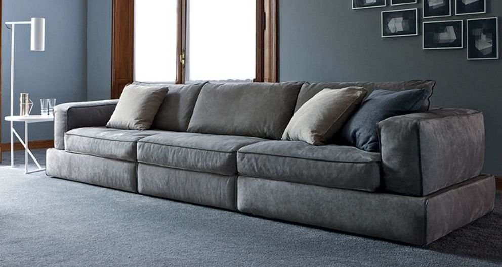 Sof s 4 plazas baratos for Sofas 4 plazas conforama