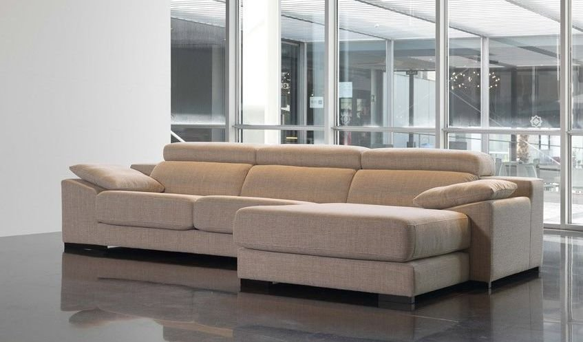 Sof s 4 plazas con chaise longue for Sofa 4 plazas mas chaise longue