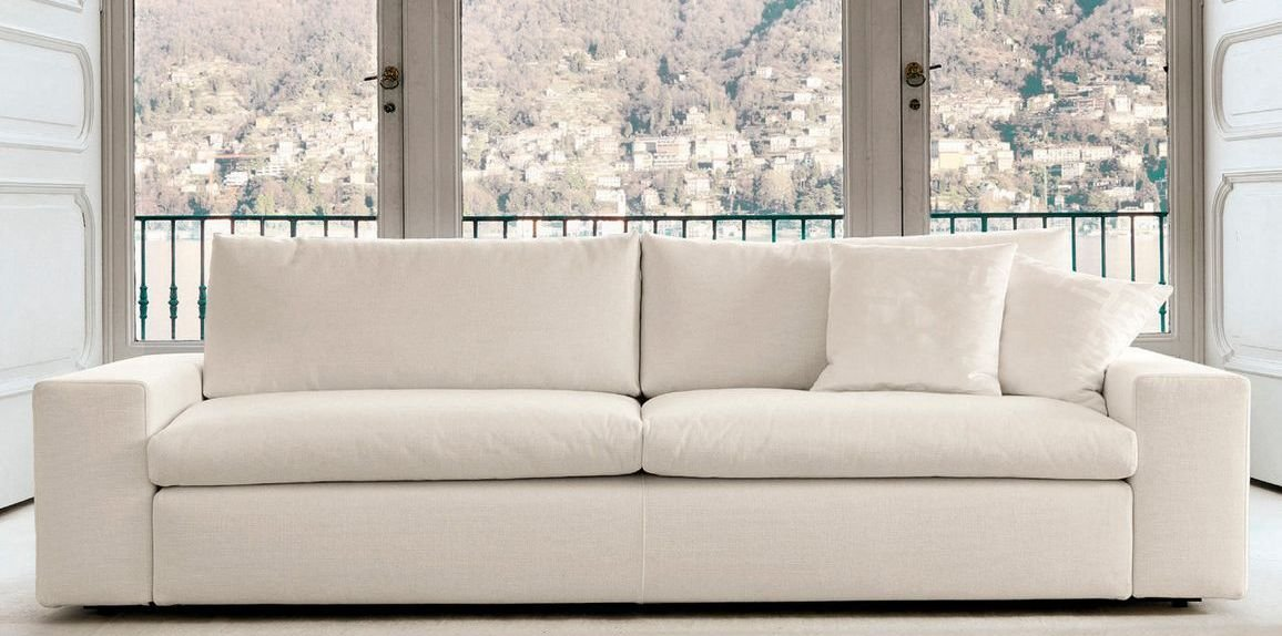 Sofá de 4 plazas barato deslizante
