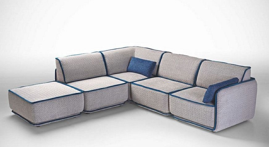 Sof de dise o 4 plazas chaise longue im genes y fotos for Sofa 4 plazas mas chaise longue