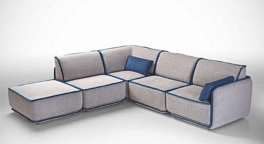 Sofá de diseño 4 plazas Chaise Longue