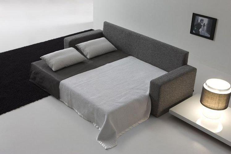 Sofá deslizante 4 plazas de diseño