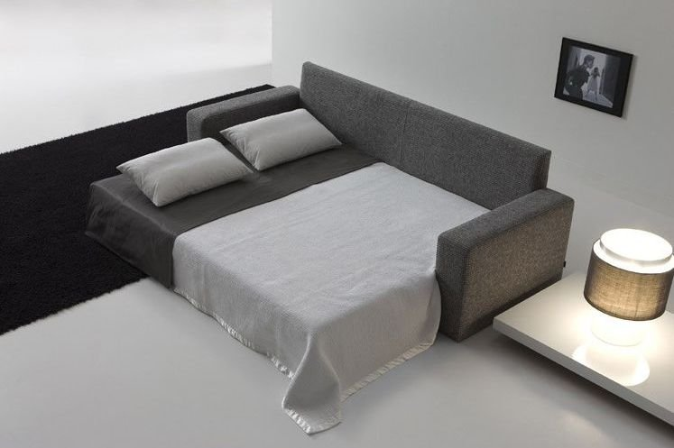 Sof s 4 plazas con asientos deslizantes for Medidas sofa cama 2 plazas