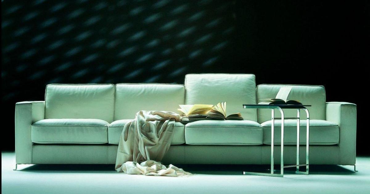 Sofá moderno de 4 plazas de diseño