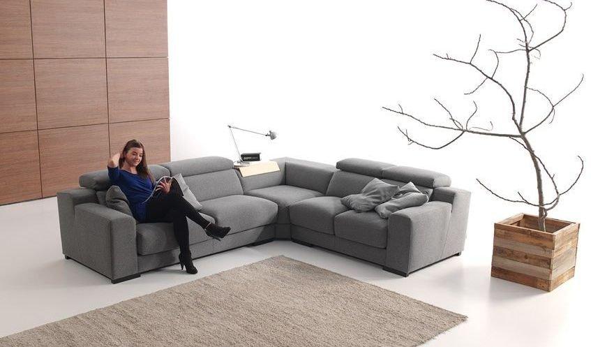 Sof s 4 plazas rinconeras for Sofa 4 plazas chaise longue